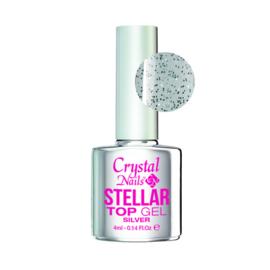 CN Stellar Top Gel Silver 4ml