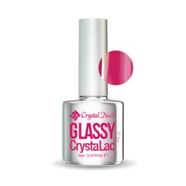 CN Glassy Crystalac Pink 4ml