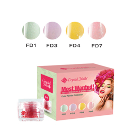 CN Most Wanted Color Powder Kit