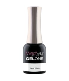 MN GelOne Very White #1    7ml