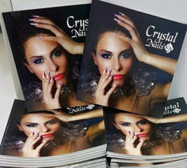 Crystal Nails Catalogus
