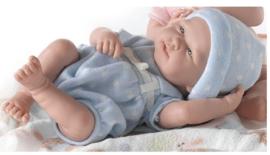 Berenguer Boutique doll 38 cm - 18536 La newborn (boy)
