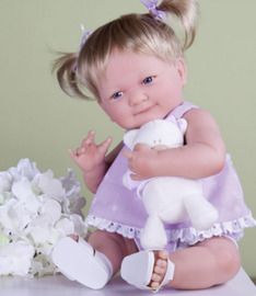 Blond Baby Isabella Doll