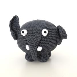 Handmade olifantje Olli