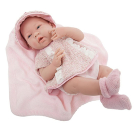 Berenguer Boutique doll 38 cm - 18058 La newborn (girl)