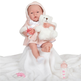 Berenguer Boutique doll 38 cm - 18065 La newborn (girl)
