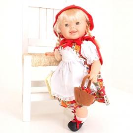 Roodkapje Blond