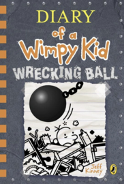 Diary of a wimpy kid (14): wrecking ball