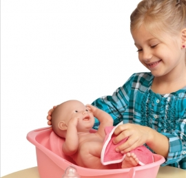 La Newborn- Newborn bath set