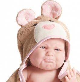 La Newborn moments- Teddy Bear