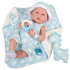 Berenguer Boutique doll 38 cm - 18064 La newborn (boy)