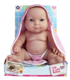 Lot's to love Babies- Pink Cuddly