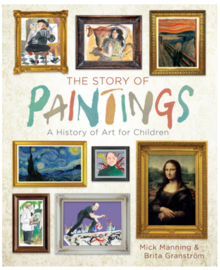 Boek: The Story of Paintings- A History of Art for Children