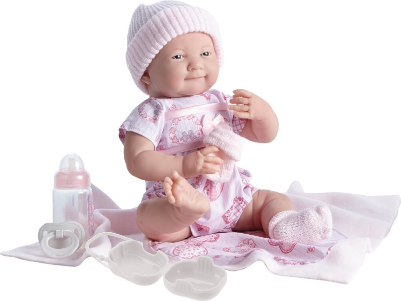 La Newborn soft body
