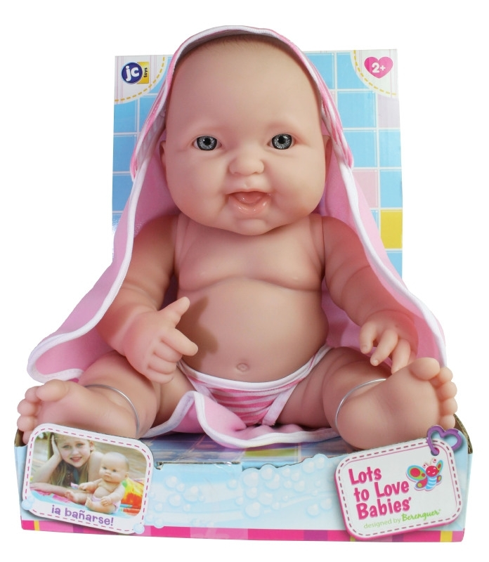 Lot's to love Babies- Pink Happy