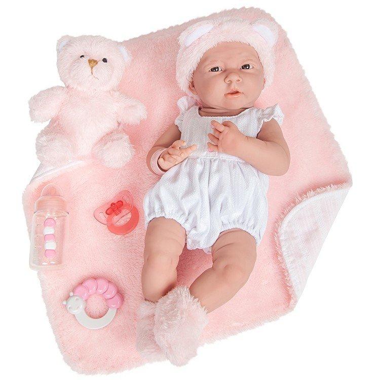 Berenguer Boutique doll 38 cm - 18061 La newborn (girl)