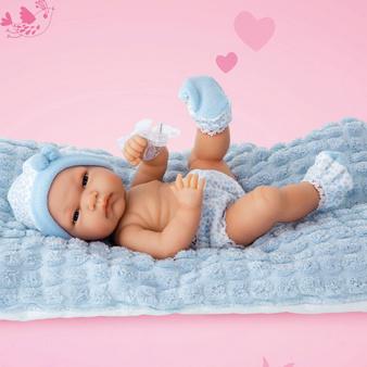 Antonio Juan- Baby Tonet pillow boy