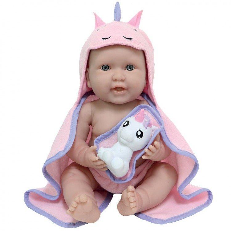 Berenguer Boutique doll 43 cm - La newborn Moments - Unicorn