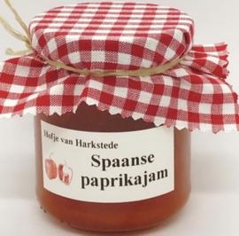 Spaanse Paprikajam