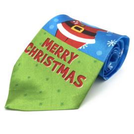 Kerst Stropdas Merry Cristmas