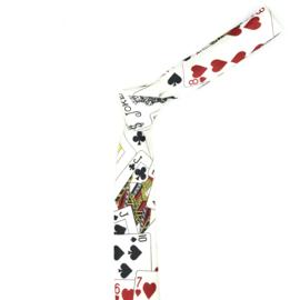 Stropdas Speelkaarten 'Poker'