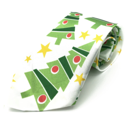 Kerst Stropdas Kerstboom