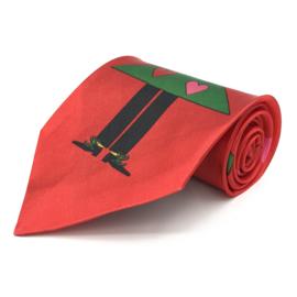 Kerst Stropdas love & Kisses