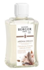 Aroma Dream (Delicate Amber 475ml Navulling Mist diffuser
