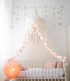 White lichtslinger 35 lampjes