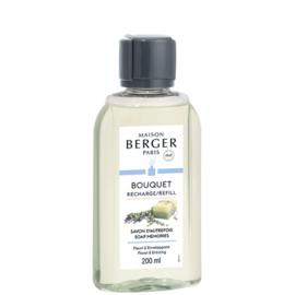 Navulling 200ml Parfumverspreider Soap Memories