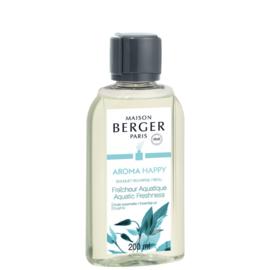 Navulling 200ml Parfumverspreider Aroma Happy