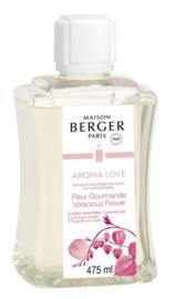 Aroma Love (Voracious Flower 475ml Navulling Mist diffuser