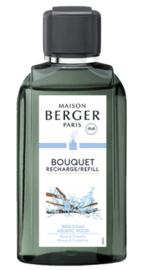 Navulling Parfumverspreider Aquatic Wood 200 ml
