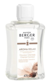 Aroma Relax (Oriental Comfort 475ml   Navulling Mist diffuser