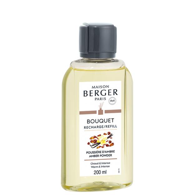 Parfumverspreider Amber powder 200ml Navulling