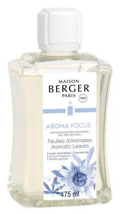 Aroma Focus (Aromatic Leaves 475ml Navulling Mist diffuser