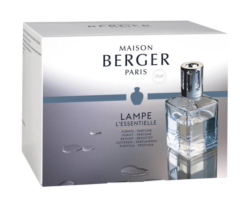 Maison Berger Starter- & Giftset Vierkant