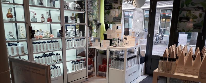 Shop in Shop Maison Berger/Klaver 4 wonen