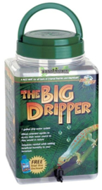 Zoomed 'The Big dripper' druppelsysteem.
