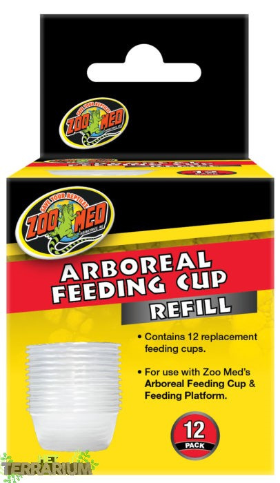 Zoomed Arboreal Cup refill
