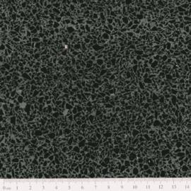 Terrazzo tegels kleur: black (EBANO), ook bekend als Milaan
