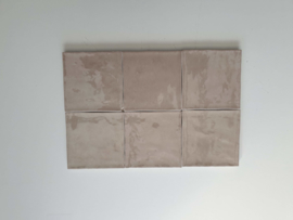 Zelliges Taupe 10x10 cm