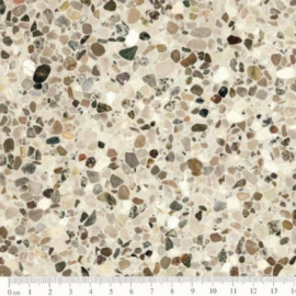 Terrazzo tegels kleur: White (SAN MARCO), ook bekend als Bologna