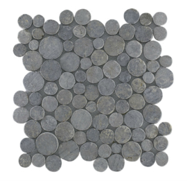 Marmor runde coin Gelb