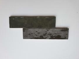 Zelliges  Vert Emeraude 6,2 x 25 cm