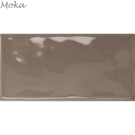 Wandtegels Century 7,5x15 Moka