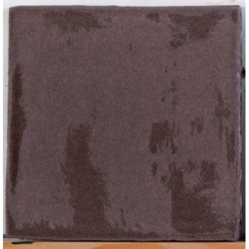 Handvorm Craquelee Antic Tabaco Provenza 13x13 cm