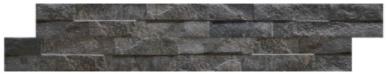 Wandstrips Rock Black 7,5x38,5
