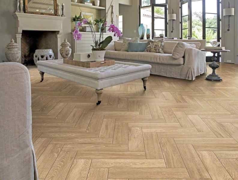 Keramisch parket Real Wood Nocciolo 15x60