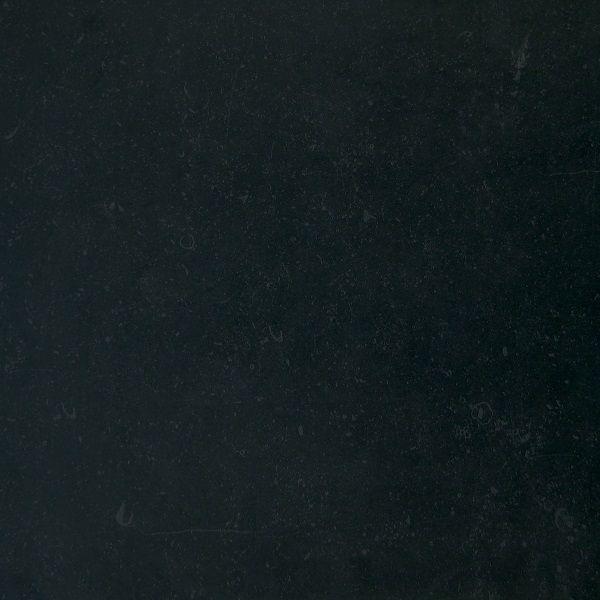 Vloertegels Belgium stone black 60x60 Rett